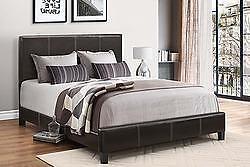 NEW!! SAVE $380!!! KING Platform Bed Regular $699 Now $319.