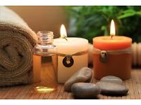 Cheap full body or Thai oil massages and body scrub treatment offered by male