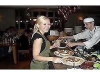 Full & part time waiting staff for Wildwood in Hornchurch competitive rates & Tips