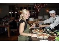 Full and part time waiters required for Wildwood Restaurant Loughton