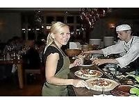 Full and Part time waiters required for Wildwood Restaurant Braintree