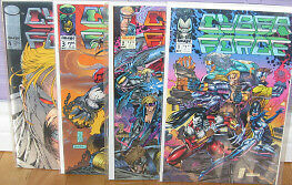 Image Comics from the early 90's (63 comics) Cambridge Kitchener Area image 2