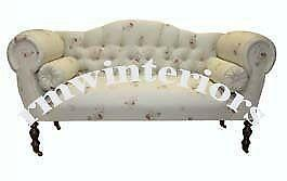 Chaise lounge chairs ebay for Black and white damask chaise lounge
