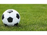 **SUNDAY LEAGUE PLAYERS WANTED!**