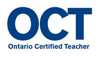 Ontario Certified Teacher Available for Childcare