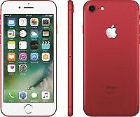 apple iphone 7 red 128GB Factory Unlocked