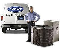 TRADE  INSTALLED  Furnace and Air conditioner 10 year warranty