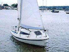 Wareham Dorset Morton Eagle 525 trailer sailer/trailer sailor 17ft lifting keel yacht