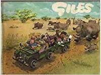 Giles Cartoon Annuals series 22 to 42
