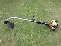 jcb petrol strimmer like new £50.00