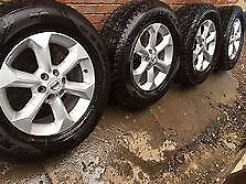 navara 255/65/17 tyres or wheels wanted