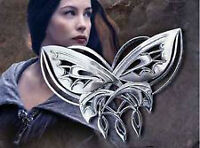 Lord Of The Rings Butterfly Brooch