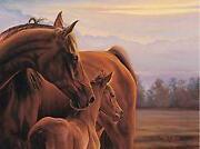 Antique Horse Picture
