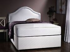 EXCLUSIVE SALE! Free Delivery! Brand New Looking! Double (Single + King Size) Bed & Eco Mattress