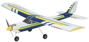 """Like New RC Plane 63"""" Wingspan!  Only One Available!"""