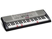 Casio LK-230 Lighted Key Keyboard with Microphone (almost new)