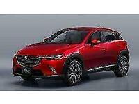 2018 Mazda CX-3 2.0 SKYACTIV-G Sport Nav+ Auto (s/s) 5dr SUV Petrol Automatic