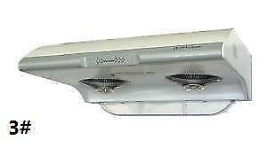 Crown under cabinet powerful range hood from $199(new) City of Montréal Greater Montréal image 3