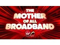 Virgin Media: Best broadband for gamers, online sellers big families and those sick of SKY and BT.