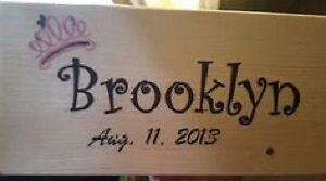 Rustic Wood Decor - Holiday Gifts - personalized available Regina Regina Area image 5