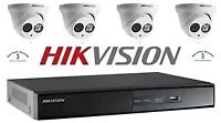 Installation of Security Camera systems