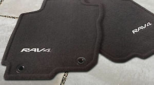 Brand New full set RAV4 mats. Black color