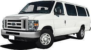 Best Rates on 8 Seater, - 10, 11, 12 Passenger Van Rentals