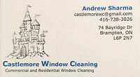 AFFORDABLE WINDOW CLEANING- RESIDENTIAL & COMMERCIAL