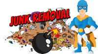 Cheap junk, garbage removal!! Bin rentals!