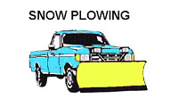 Snow plowing services for Sydenham and area.
