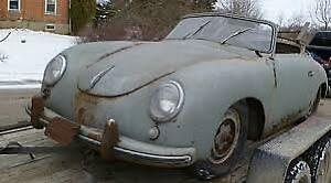 old classic porsche 911-356 air cooled WANTED