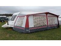 16 foot caravan awning for sale