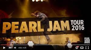 2- PEARL JAM TICKETS 25TH ANNIVERSARY TOUR: ACC MAY 10TH