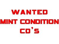 ORIGINAL ROCK CDS WANTED GOOD NAMES PLEASE CALL WITH DETAILS