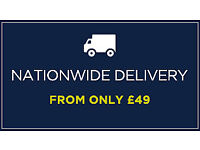 Nationwide Delivery We deliver from one item to several items across the U.k same day or next day.