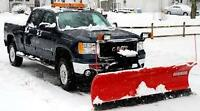 Save on Snow Plowing, Asphalt Sealing & Repairs & Fall Cleanup