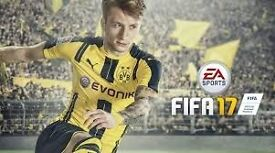 xbox one FIFA 17 Full game download code