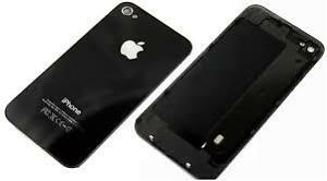 iphone 4 & 4s back cover black or white