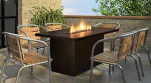 Patio Fire Tables- $2595.00 - ONLY 3 left in stock!