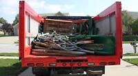 CHEAP CHEAP RATES , SAME DAY GARBAGE REMOVAL SERVICE