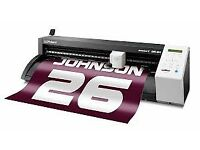 roland gs24 vinyl cutter bnew used a couple of times fully warenteed