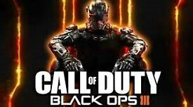call of duty 3 black ops with multy player and zomies