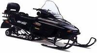 SKI-DOO ZX 2UP COVER 480600058