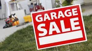 MASSIVE GARAGE SALE!! Saturday, 29 April 2017 Toowoomba Toowoomba City Preview