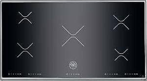 Bertazzoni P365IX 36in Induction Cooktop with 5 Heating Zones ,