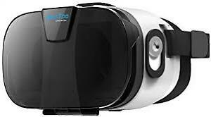 Brand New 3D VR Headset with Magnetic Trigger