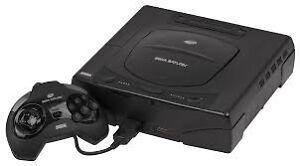 WTB Sega Saturn & Sega CD!!!