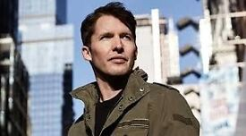 JAMES BLUNT TICKETS X 2 BOURNEMOUTH BIC SAT 25TH NOV 2017 UPPER BALCONY SEATS ROW W £150