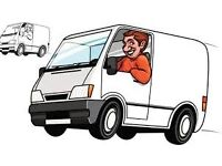 London van driver job!