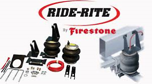 Firestone Ride Rite Air bag Kit - 2550